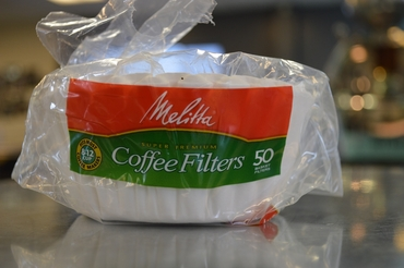 MELITTA COFFEE FILTERS 8-12 CUP 50 PK