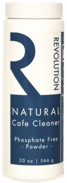 REVOLUTION ESPRESSO MACHINE CLEANER 20 OZ (REV20)