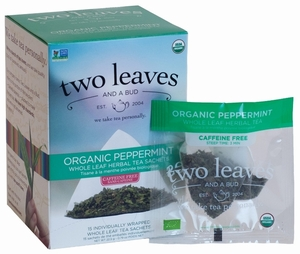 TEA - TWO LEAVES & A BUD