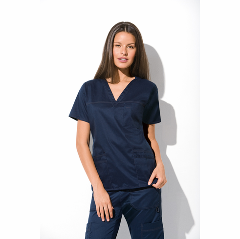 Dickies ladies Youtility Gen Flex scrub top 817455