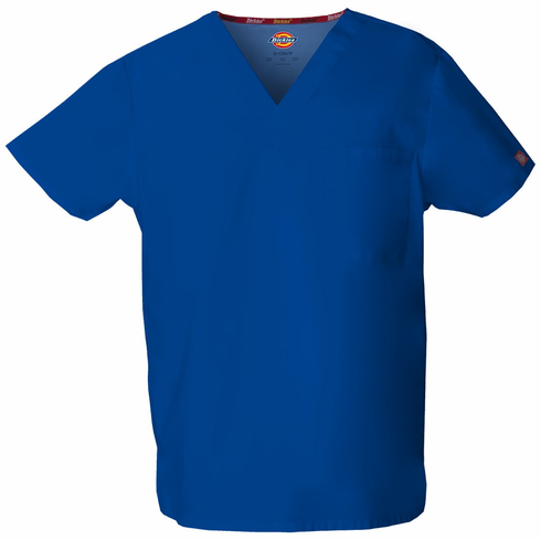 Dickies scrubs EDS Unisex 1 pocket scrub top 83706