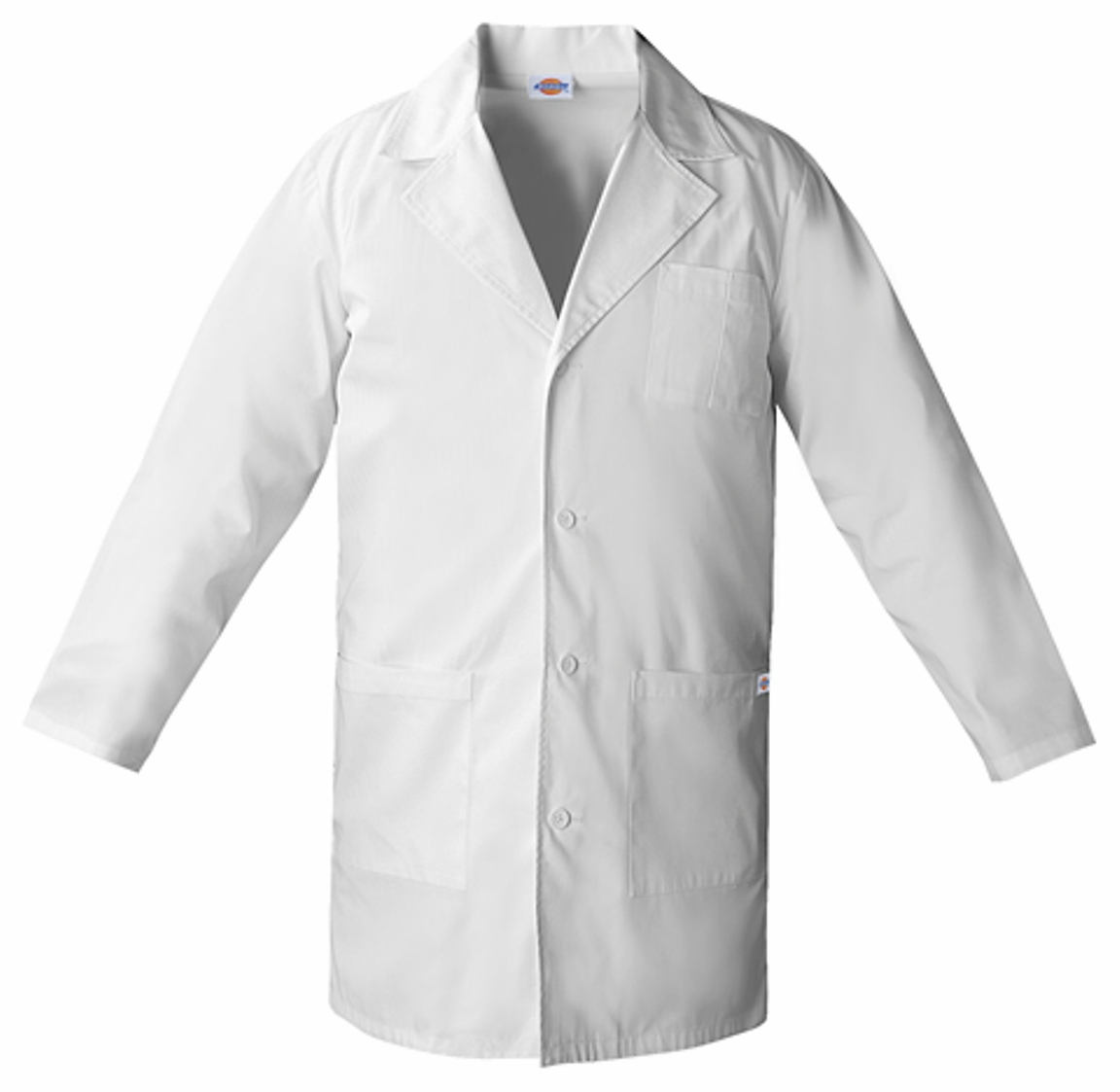 Dickies unisex long Lab Coat 37 inch 83402