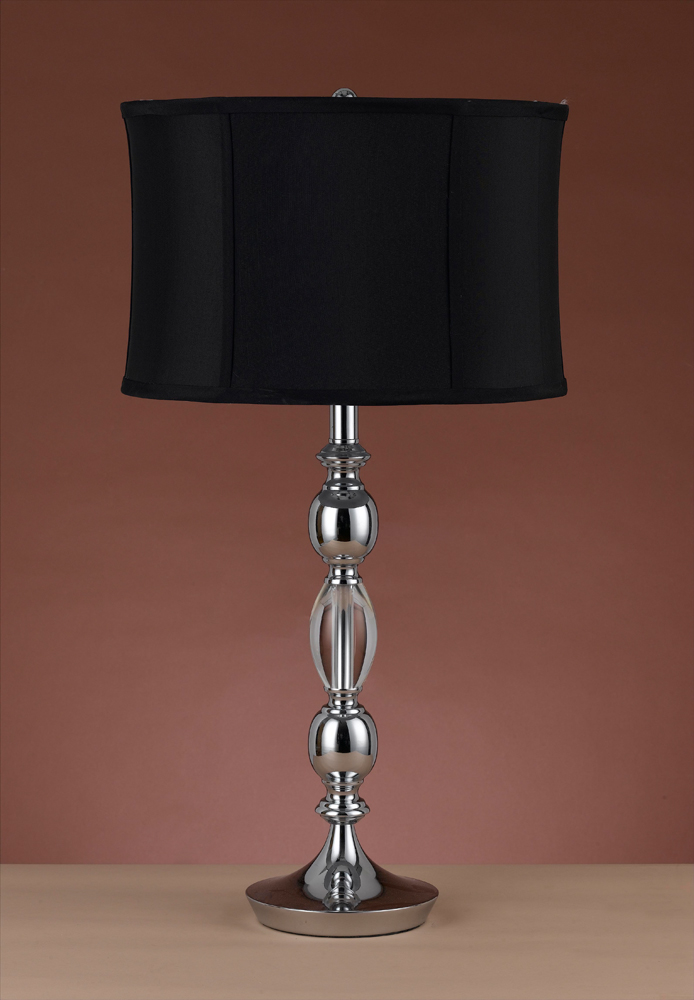 150w 3 way canora crystal metal table lamp shown in for 150 w table lamp