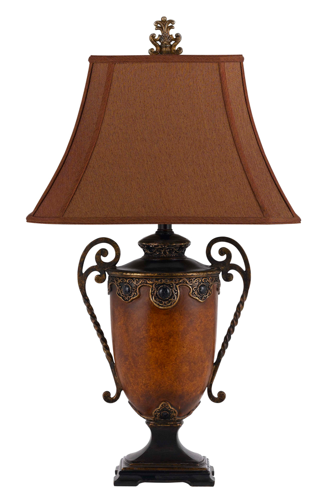 150w 3 way viroqua resin table lamp shown in antique for 150 w table lamp