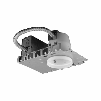 Jesco Lighting (RS3001B) 3 Inch Line Voltage Non-IC Housing for New Construction