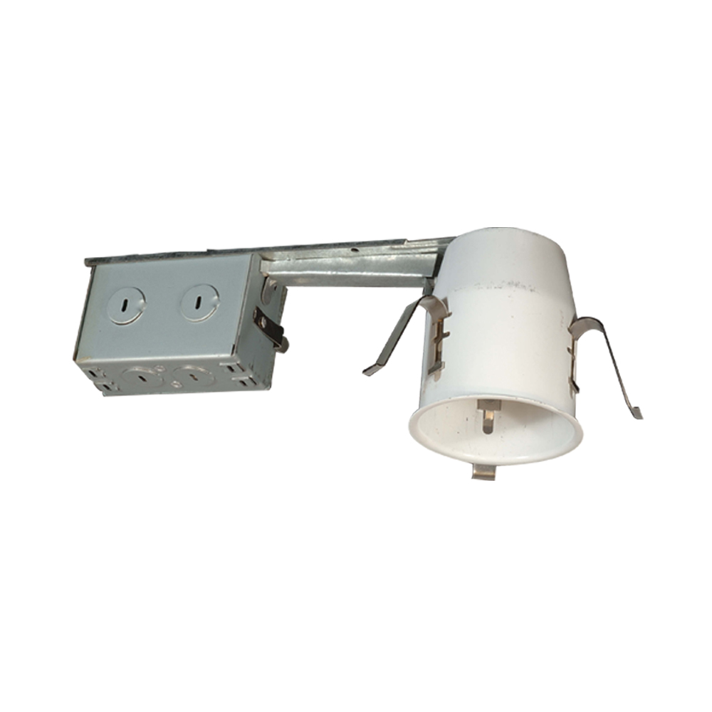 Jesco Lighting (RS3001R) 3 Inch Line Voltage Non-IC Housing for Remodeling