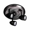 Jesco Lighting (LT3140) 3 Light Directional Ceiling Mount with Built-in Electronic Transformer