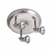 Jesco Lighting (LT3120) 3 Light Directional Ceiling Mount with Built-in Electronic Transformer
