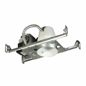 Jesco Lighting (LV4000B) 4 Inch Low Voltage Non IC Universal Housing for New Construction