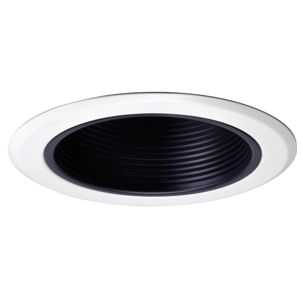 5 inch recessed trim baffle trim and ring by nora lighting Recessed lighting trim