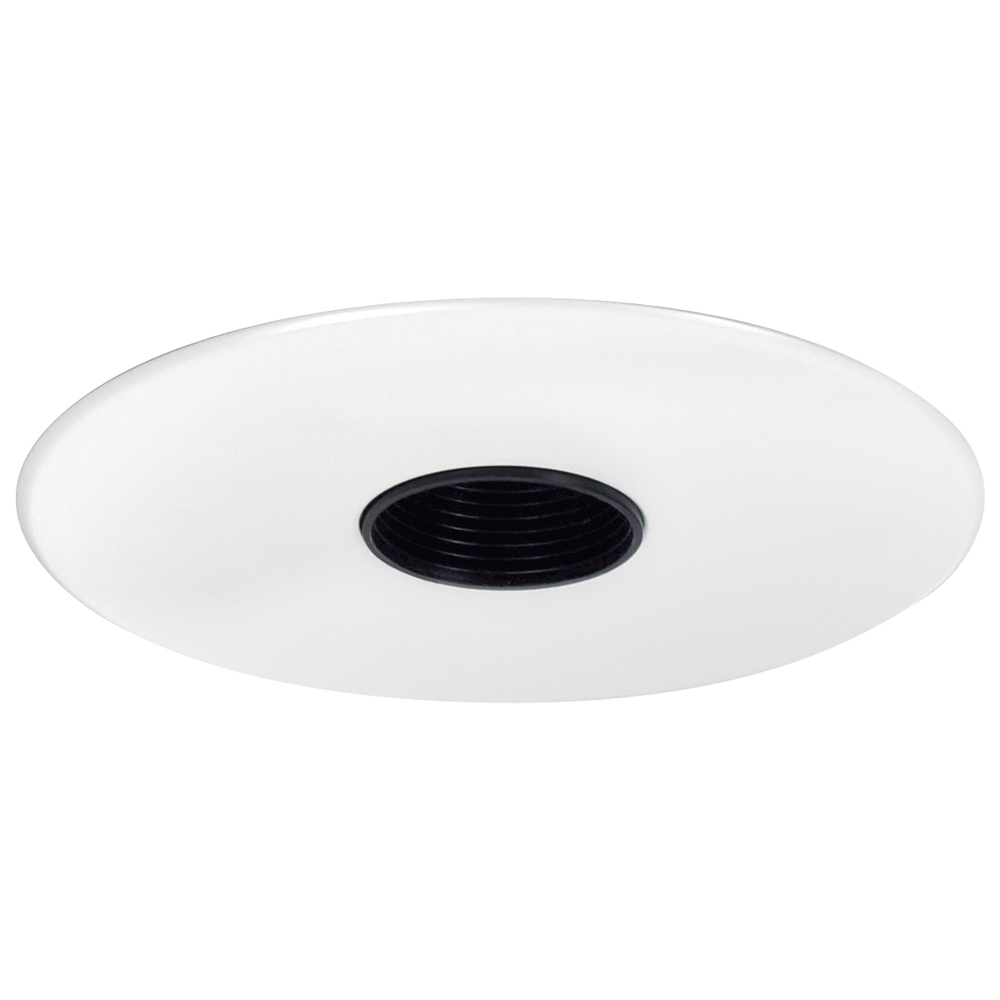 6 Inch Recessed Trim 2 Inch Pinhole With Baffle And Metal Trim By Nora Lighti