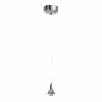 Access Lighting (70012LED360) Tungsten LED Mini-Pendant with 360 shown in Brushed Steel