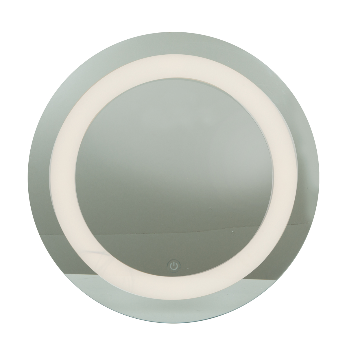 round vanity mirror with lights images. Black Bedroom Furniture Sets. Home Design Ideas