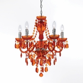 angelo:HOME Collection (8522-5H) Fulton 5 Light Chandelier by AF Lighting