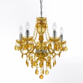 angelo:HOME Collection (8523-5H) Fulton 5 Light Chandelier by AF Lighting