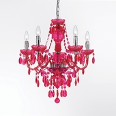 angelo:HOME Collection (8524-5H) Fulton 5 Light Chandelier by AF Lighting