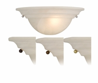 "Vaxcel Lighitng (WS65373) Babylon 13"" Wall Sconce"