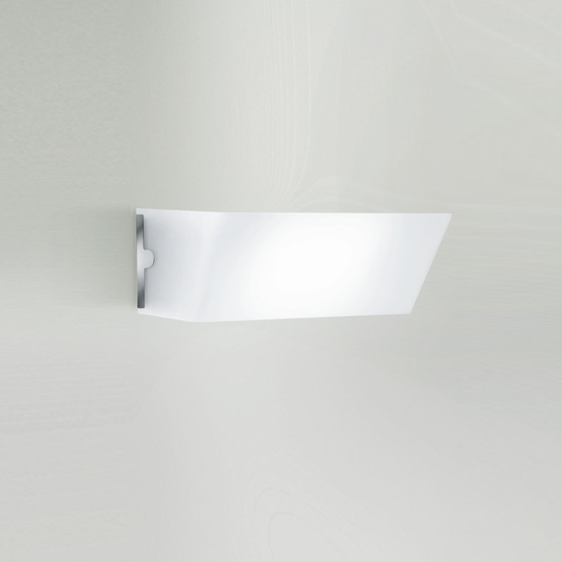 Brightest Wall Lights : Zaneen Contemporary Bright Wall Sconce Made In Italy - D2-3040