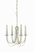 Candice Olson Collection (7700-4H) Shelby 4 Light Chandelier by AF Lighting
