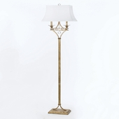 Candice Olson Collection (7914-FL) Aristocrat 2 Light Floor Lamp by AF Lighting