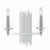 Candice Olson Collection (8214-2W) Trevor 2 Light Sconce by AF Lighting