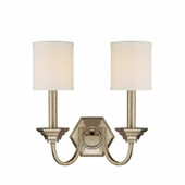 Capital Lighting (1987) Fifth Avenue 2 Light Sconce
