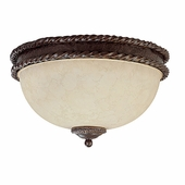 Capital Lighting (2193) Highlands 13 Inch Ceiling Mount