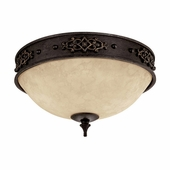 Capital Lighting (2283) River Crest 13 Inch Ceiling Mount