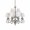 Capital Lighting (3147) Hammond 12 Light Chandelier