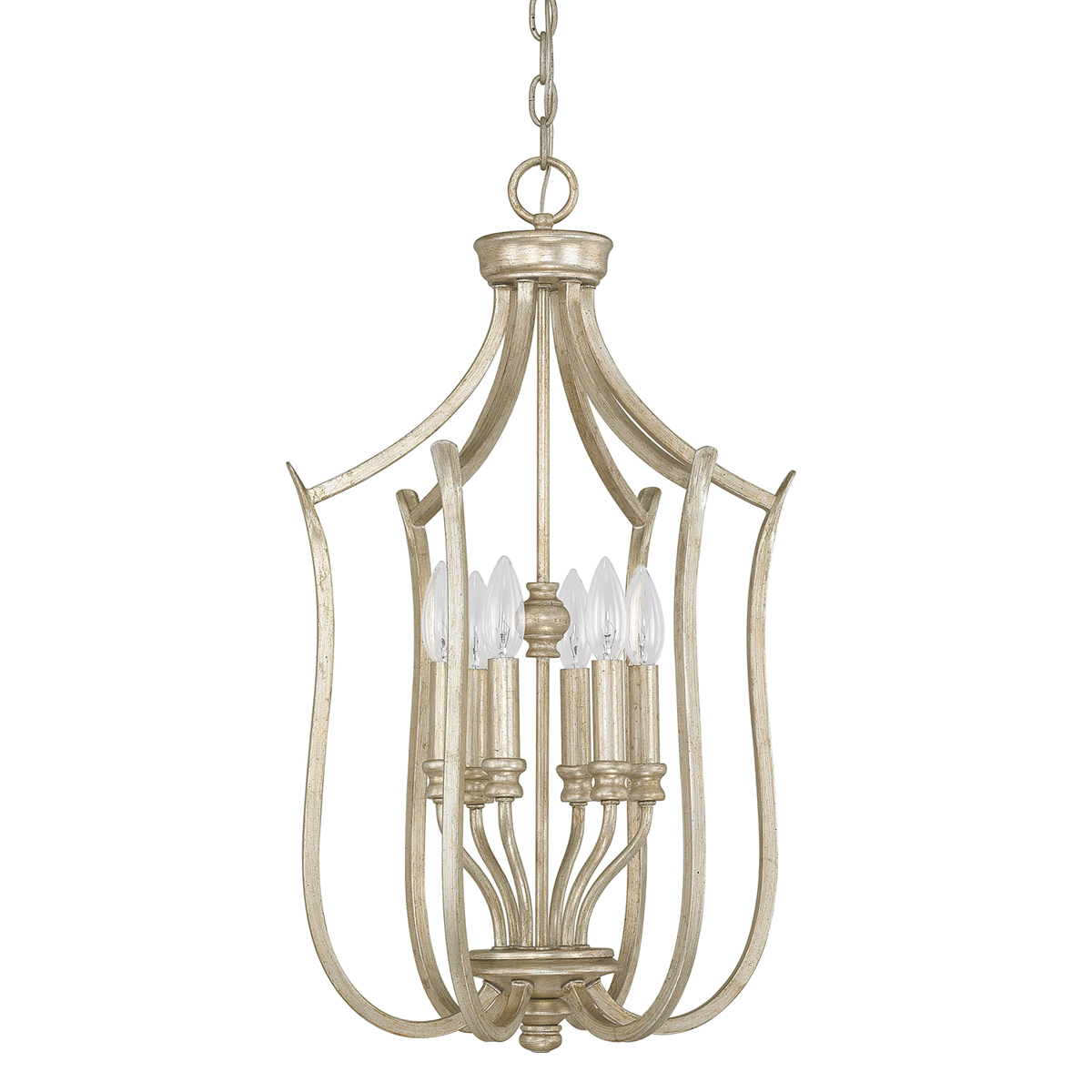 Foyer Pendant Lighting : Capital lighting bailey light foyer fixture