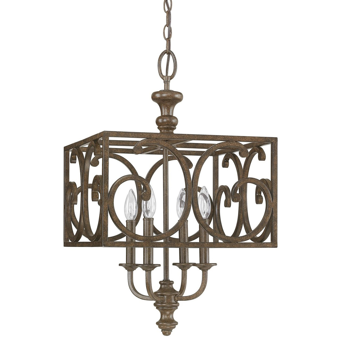 Foyer Lighting Fixtures : Capital lighting harrison light foyer fixture