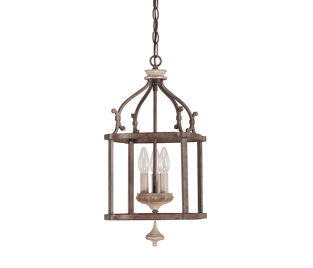 Foyer Lighting Lantern : Capital lighting chateau light foyer fixture