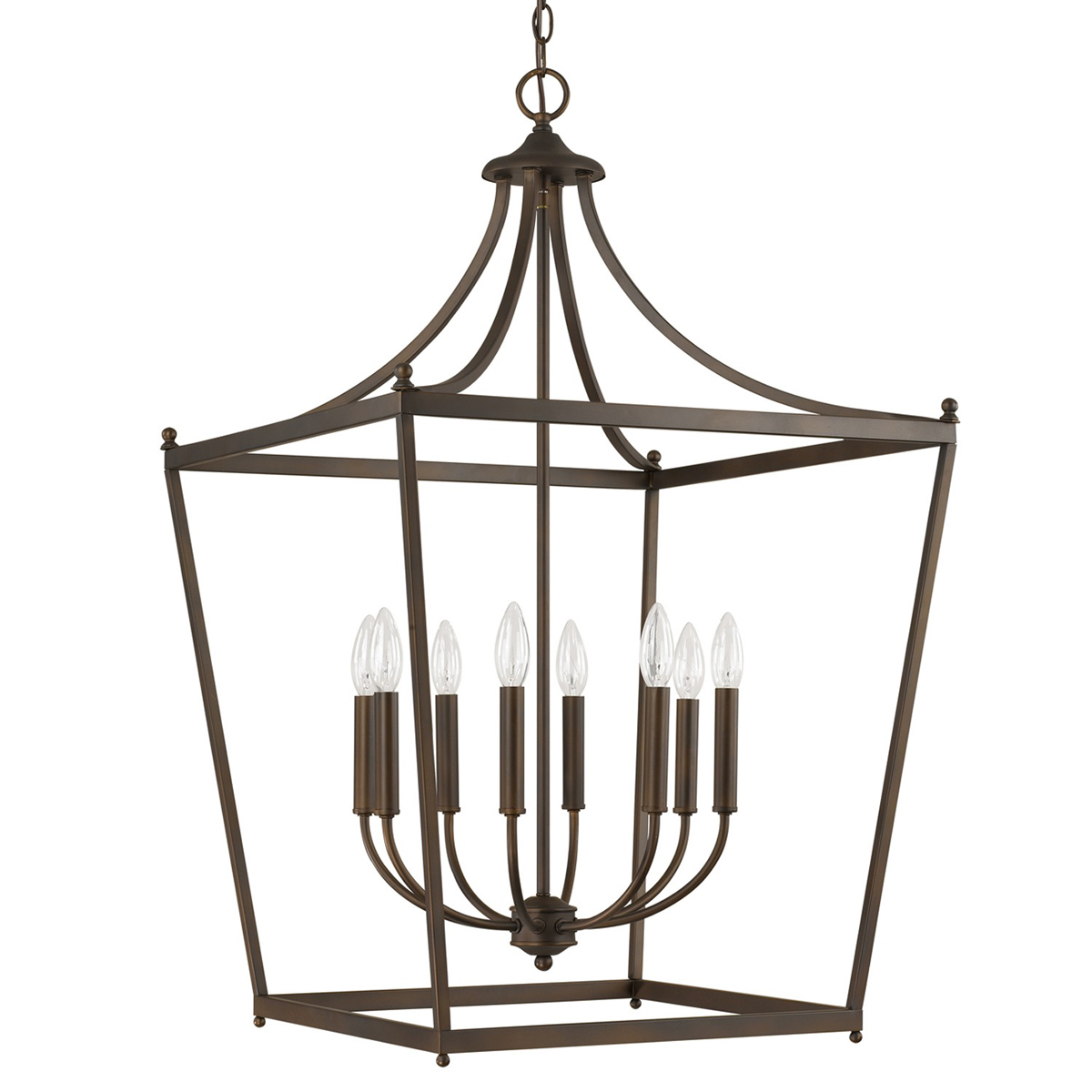 Foyer Lighting Fixtures : Capital lighting stanton light foyer fixture