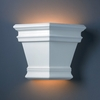 Justice Design (CER-1411W) Outdoor Americana Wall Sconce from the Ambiance Collection