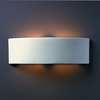 Justice Design (CER-5205) ADA Arc Wall Sconce from the Ambiance Collection