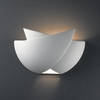 Justice Design (CER-5250) ADA Fema Wall Sconce from the Ambiance Collection