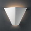 Justice Design (CER-5130) ADA Trapezoid Wall Sconce from the Ambiance Collection