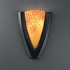 Justice Design (CER-7200) Beveled Frame Wall Sconce from the Ambiance Collection