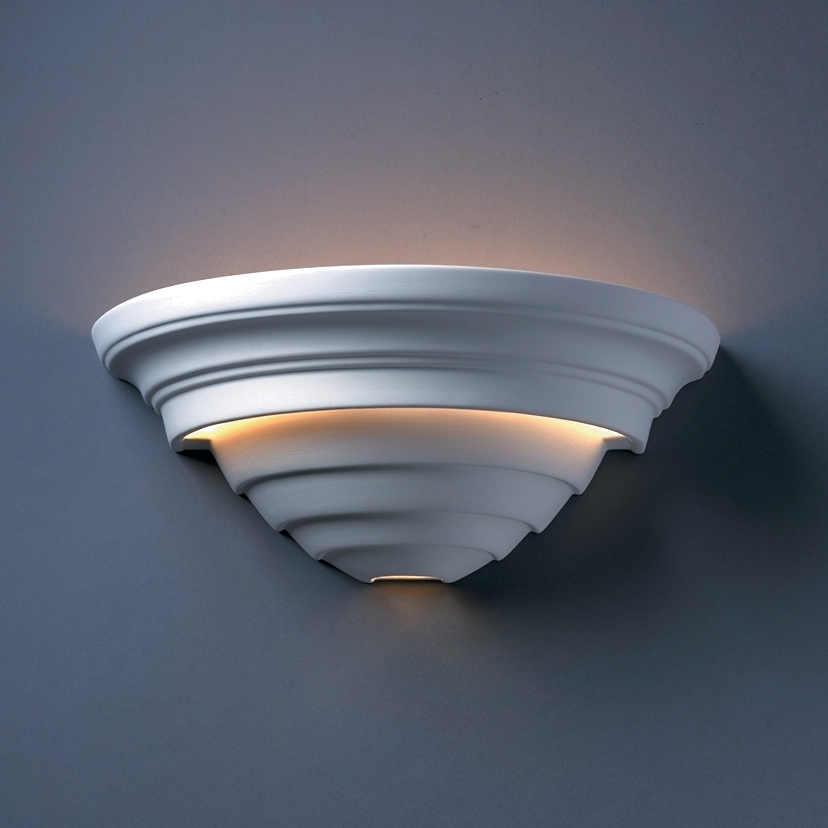 Justice Design Outdoor Wall Sconces : Justice Design (CER-1555) Supreme Wall Sconce from the Ambiance Collection