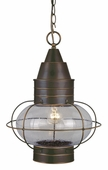 "Vaxcel Lighitng (OD21836) Chatham 13"" Outdoor Pendant"