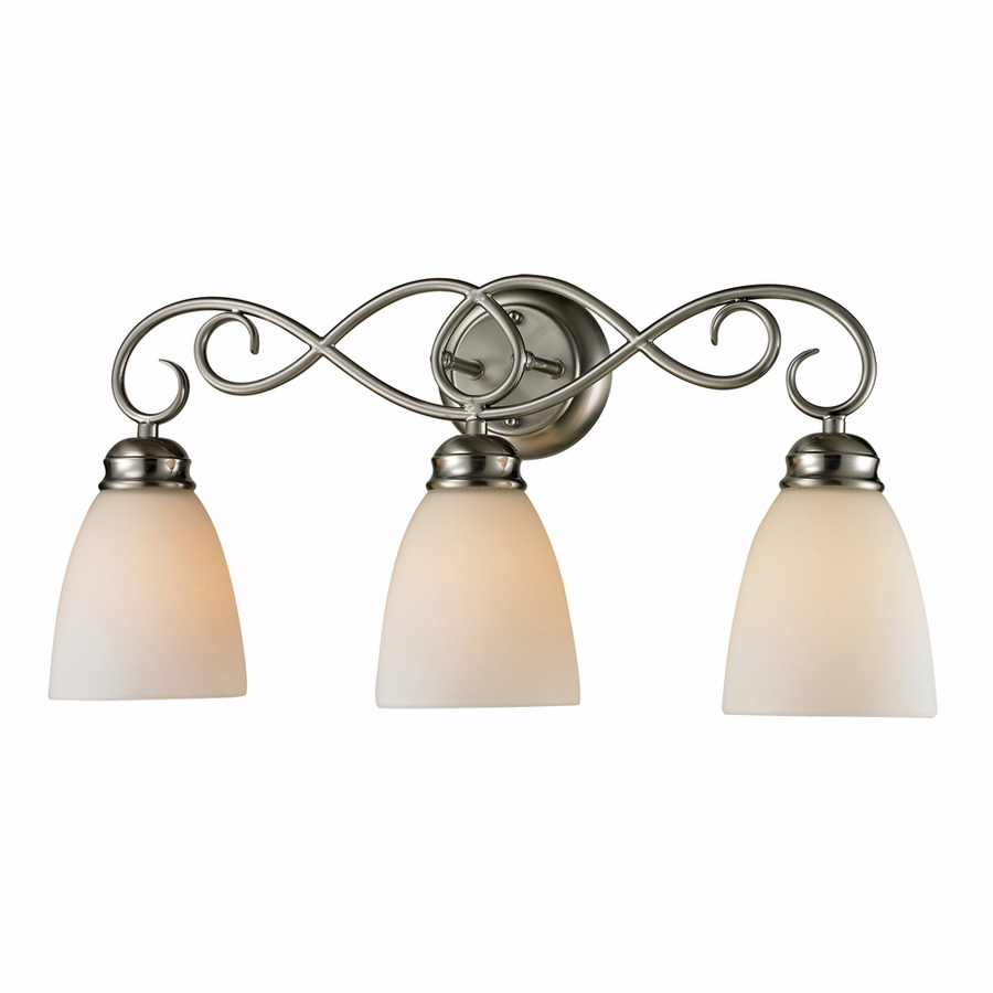 Chatham 3 Light Bath Bar Shown In Oil Rubbed Bronze By Cornerstone Lighting