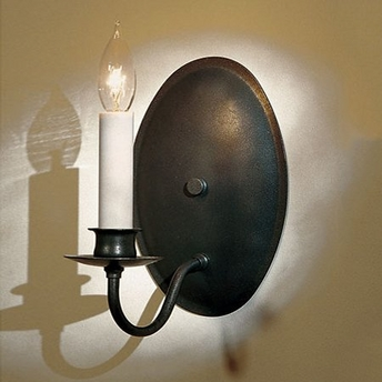 Clearance -Hubbardton Forge Lighting Wall Sconce In Natural Iron Finish - 20-4210-20 - 20-4210 ...