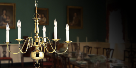 Colonial / Williamsburg Lighting
