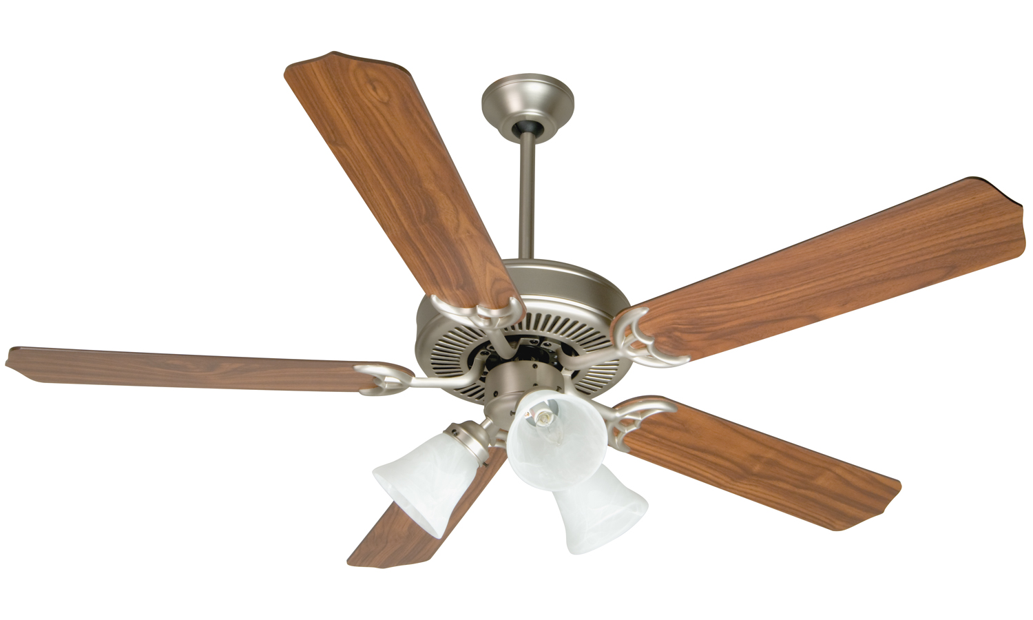 Craftmade Ceiling Fans : Craftmade k ceiling fan kit in antique white with