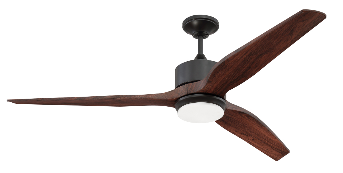 Ceiling Lights Limerick : Craftmade k mobi quot ceiling fan kit in oiled bronze with limerick blades