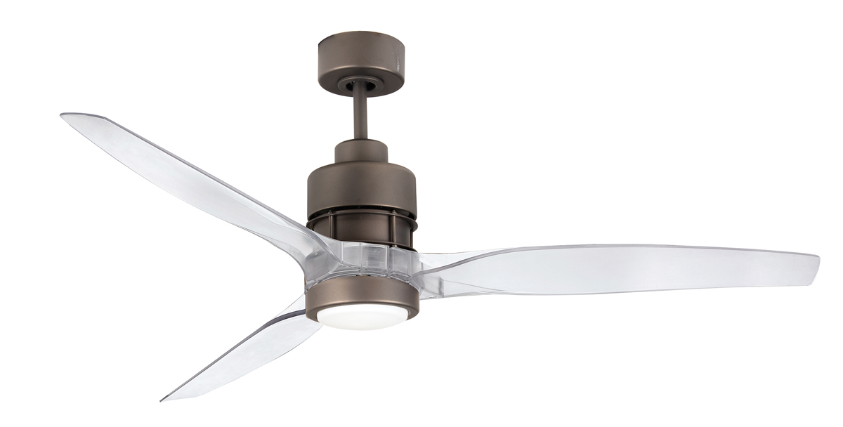 craftmade son52 60 sonnet 60 quot ceiling fan kit with led light