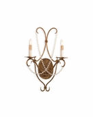 Currey & Company (5880) Crystal Lights Wall Sconce