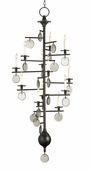 Currey & Company (9125) Sethos Chandelier, Large