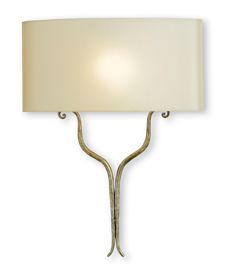 Wall Sconce Mounting Height Ada : Currey & Company (5908) Winchester ADA Wall Sconce