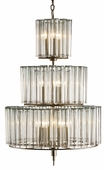 Currey & Company (9309) Bevilacqua Chandelier, Medium